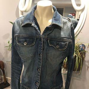 Brody jean jacket